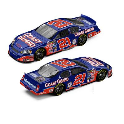 2006 kevin harvick coast guard 2006 busch grand national champion oet color chrome